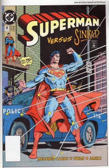 Superman Sinbad