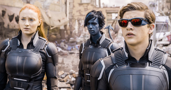 X-Men Apocalpse Cast