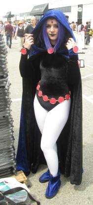 Raven ready to empath!