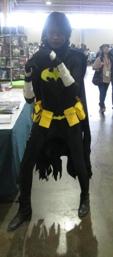 Batwoman gonna save you!
