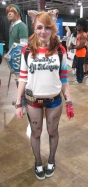 Harley Quinn in the house!