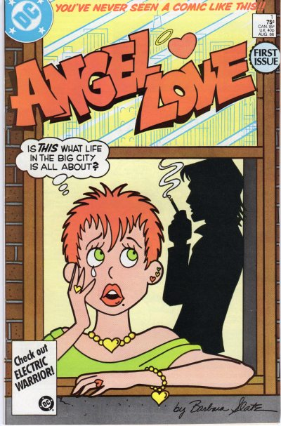 Angel Love cover