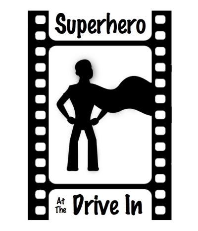 Superhero At The Drive In cover jpeg