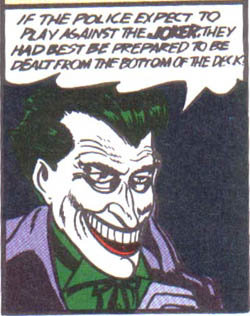 Suicide Squad Joker 1940