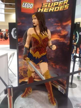Wonder Woman in Lego!
