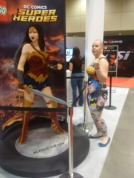 Wonder Woman in Lego with @magnetictrifles !