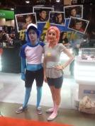 Lapis meets Pearl!