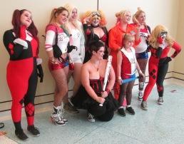 Harley Quinns Unite!!